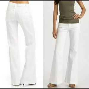 7 For All Mankind Ginger wide leg jeans